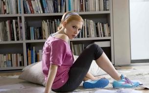 Scarlett Johansson ropa deportiva