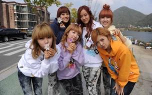 Coreanas de K Pop
