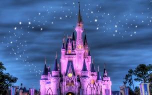 El castillo de Disney