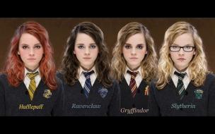 Emma Watson en Harry Potter