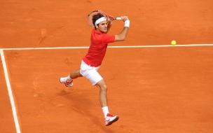 El tenista Roland Garros
