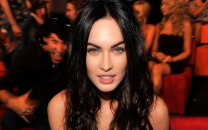 El rostro de Megan Fox