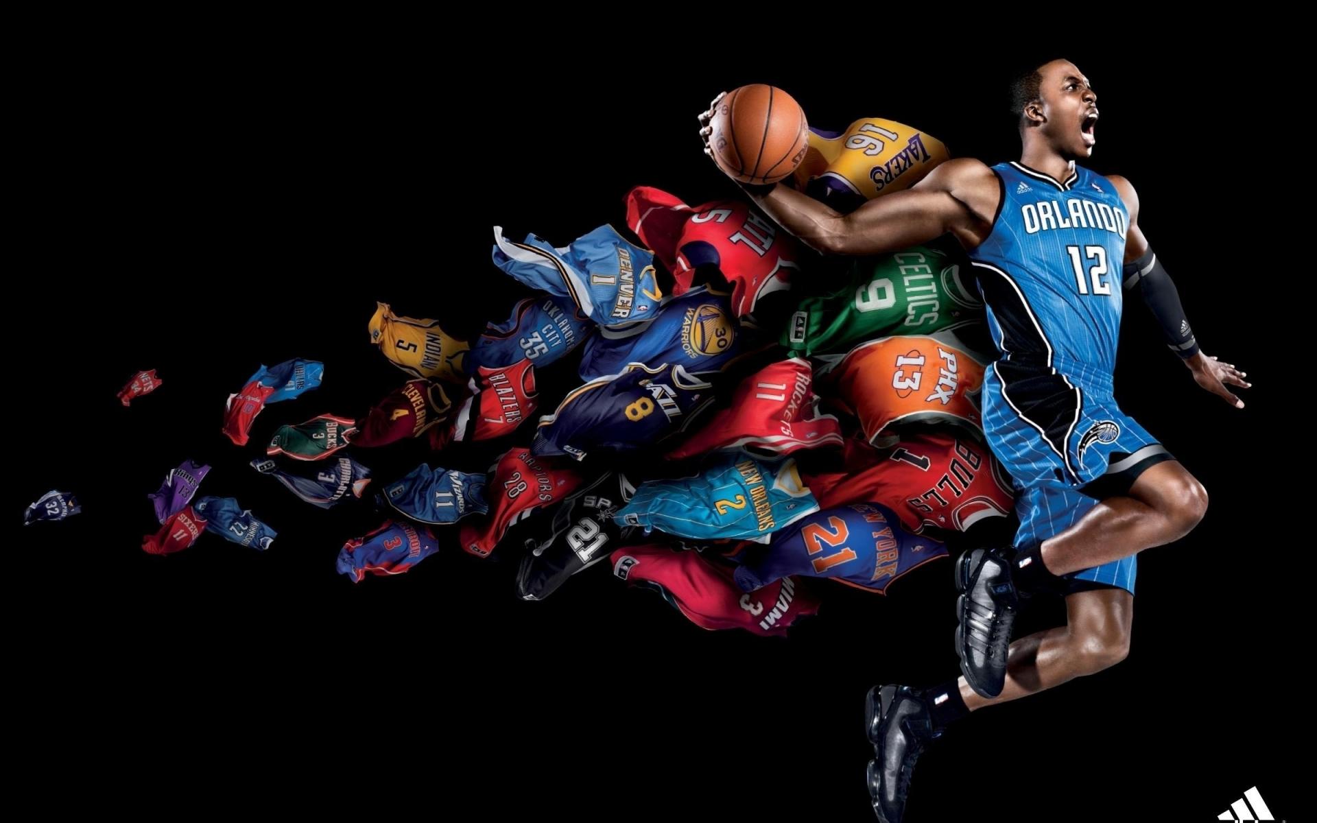 Adidas y la NBA - 1920x1200