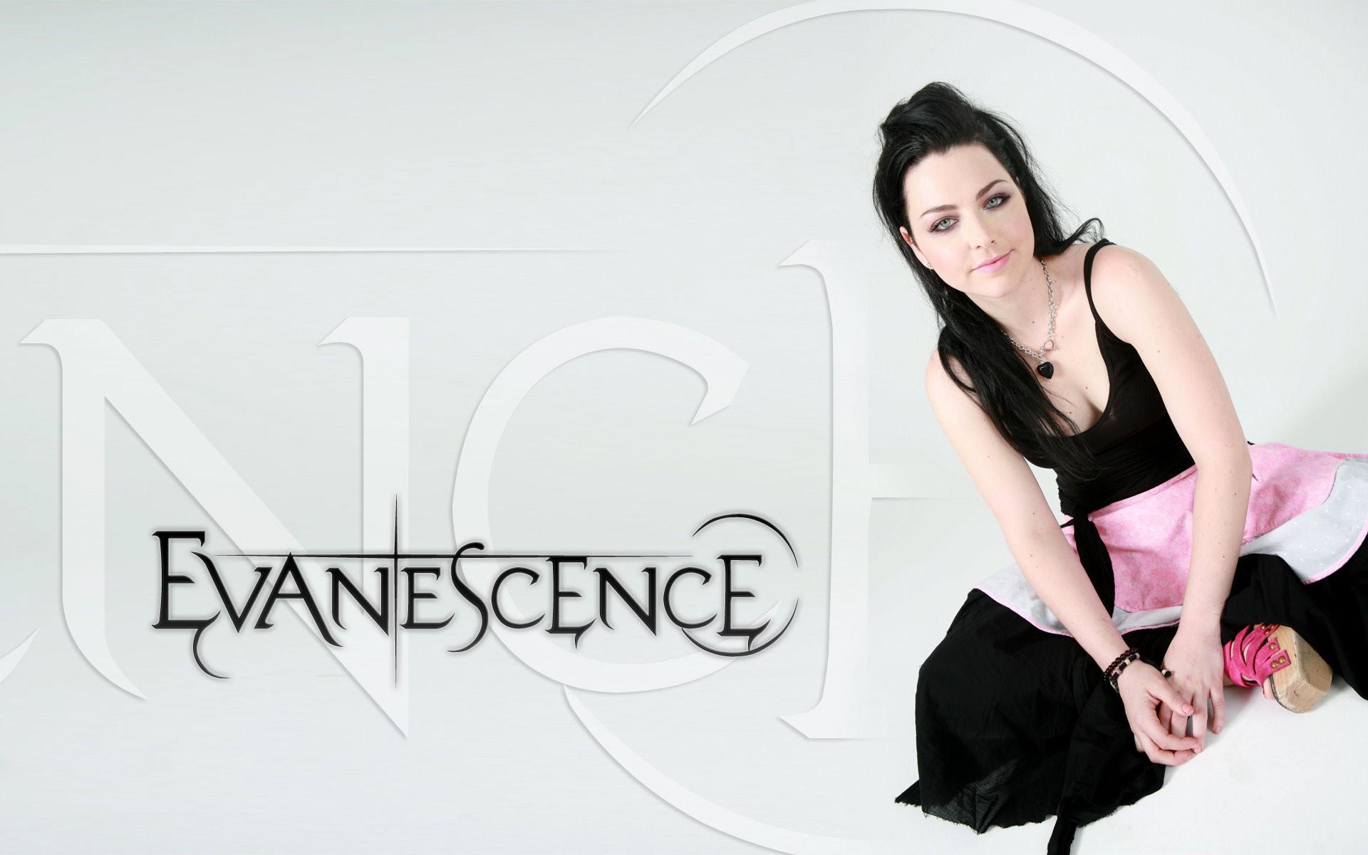Amy Lee de Evanescence - 1920x1200