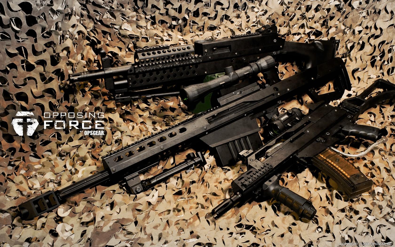 Armas de asalto - 1680x1050