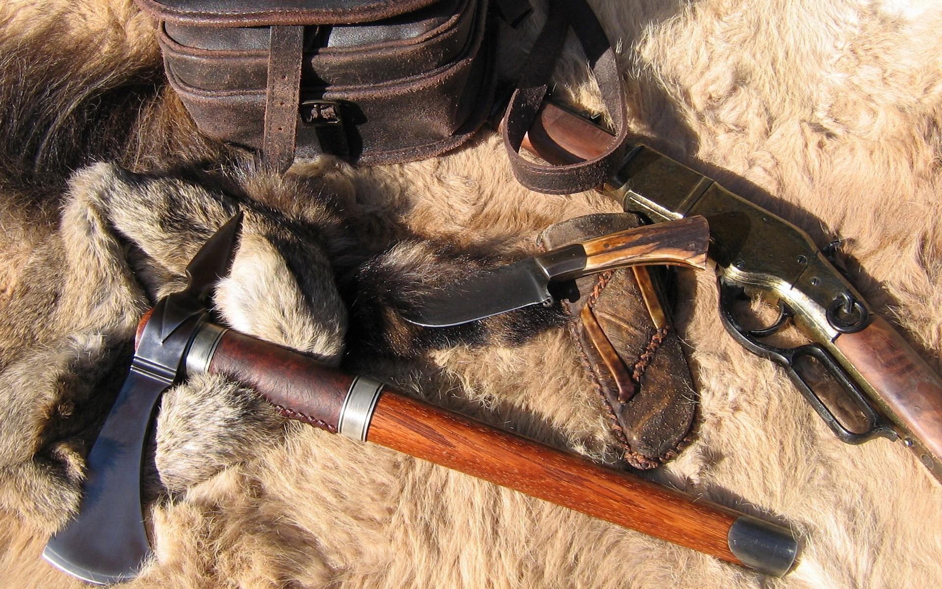 Armas y cacería - 1920x1200