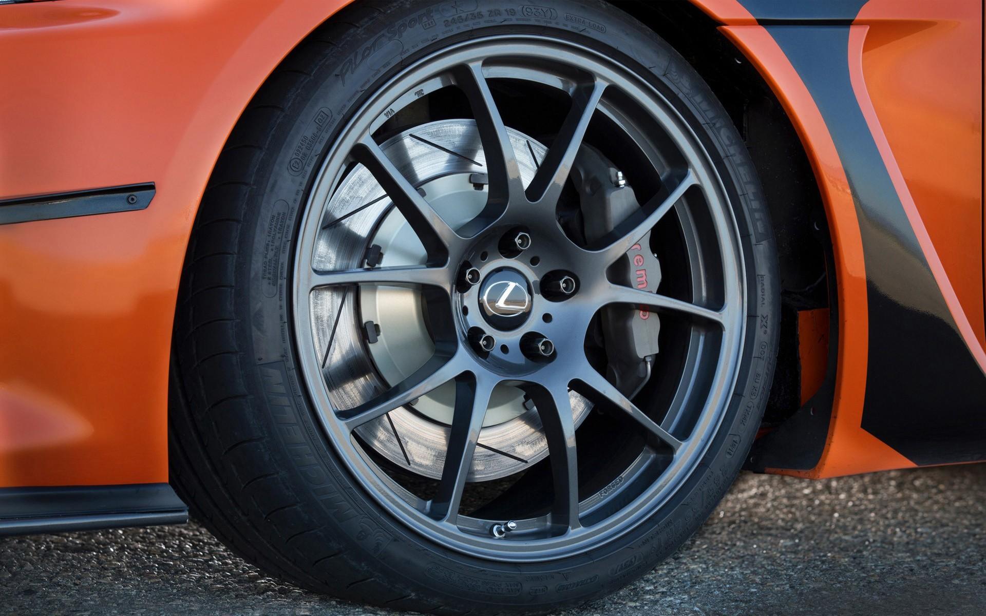 Aros de auto lexus - 1920x1200