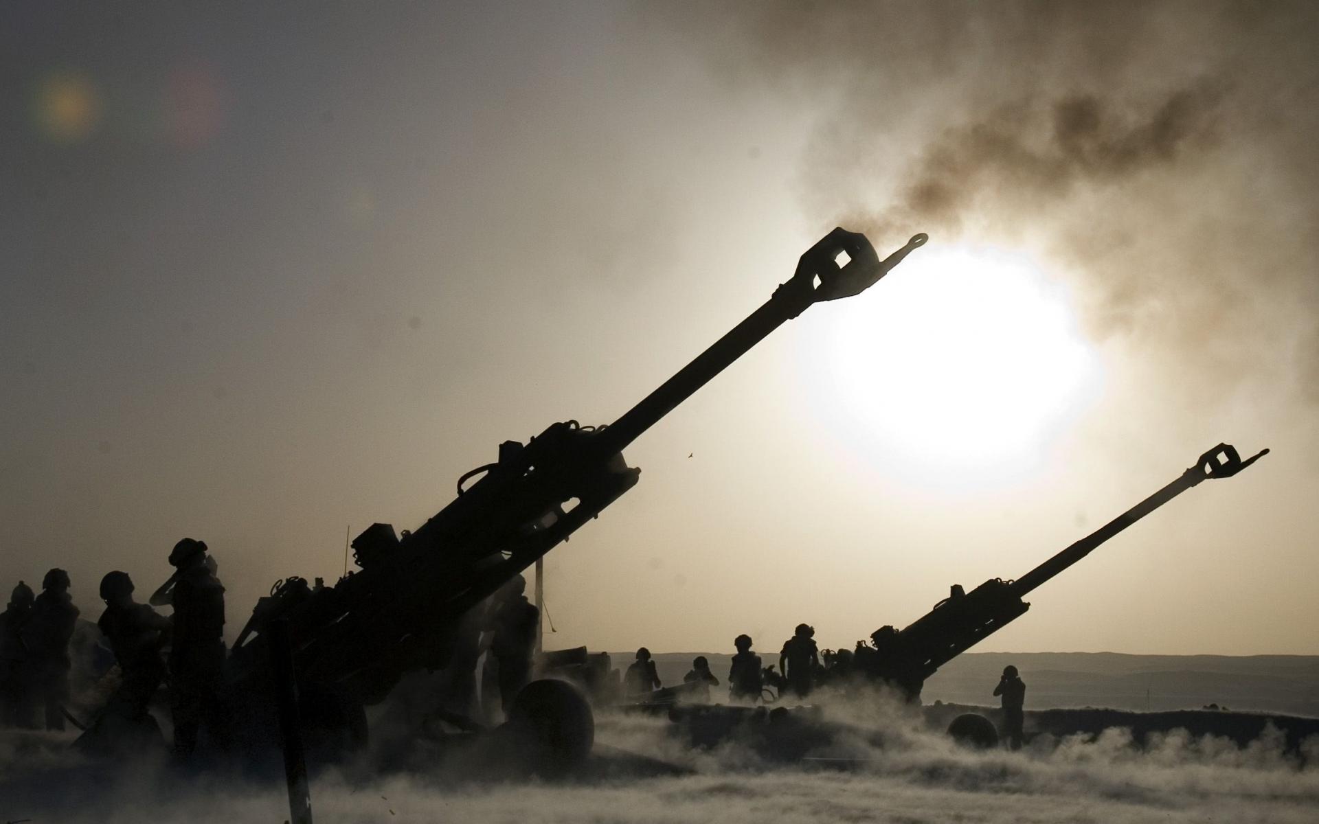 Artillería Militar - 1920x1200