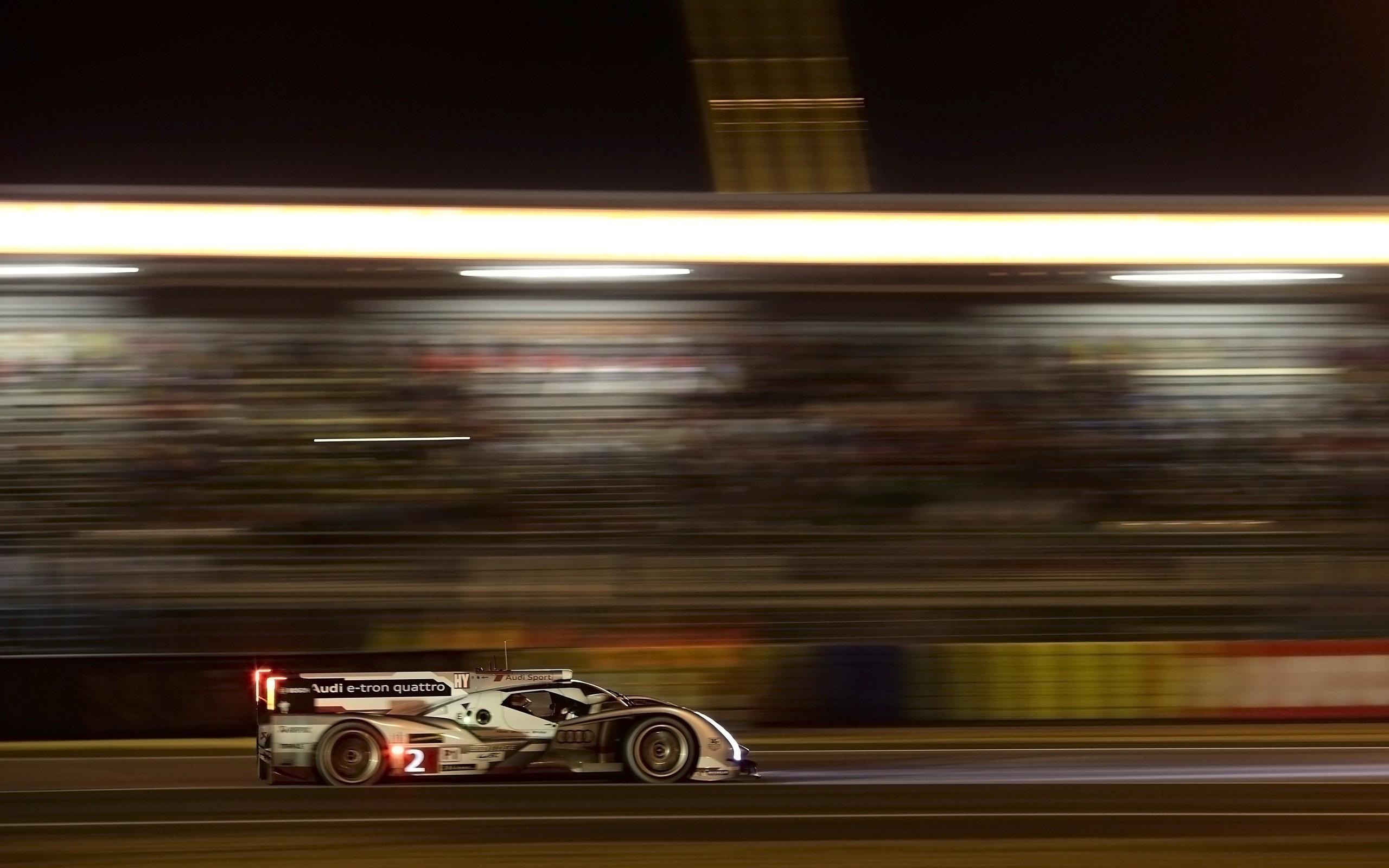 Audi Le Mans - 2560x1600