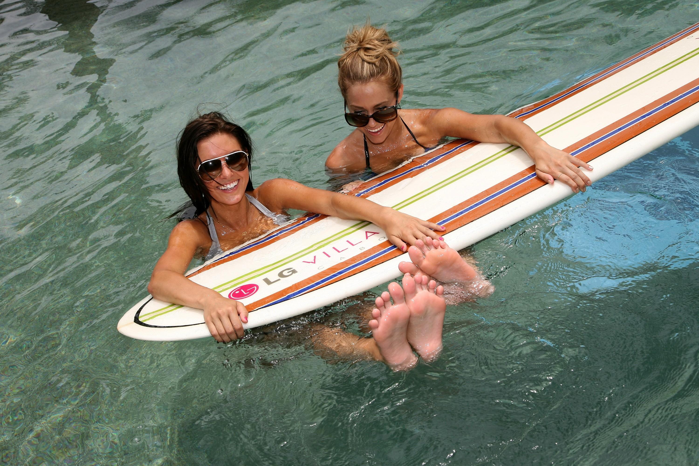 Audrina Patridge y Lauren Conrad - 3000x2000