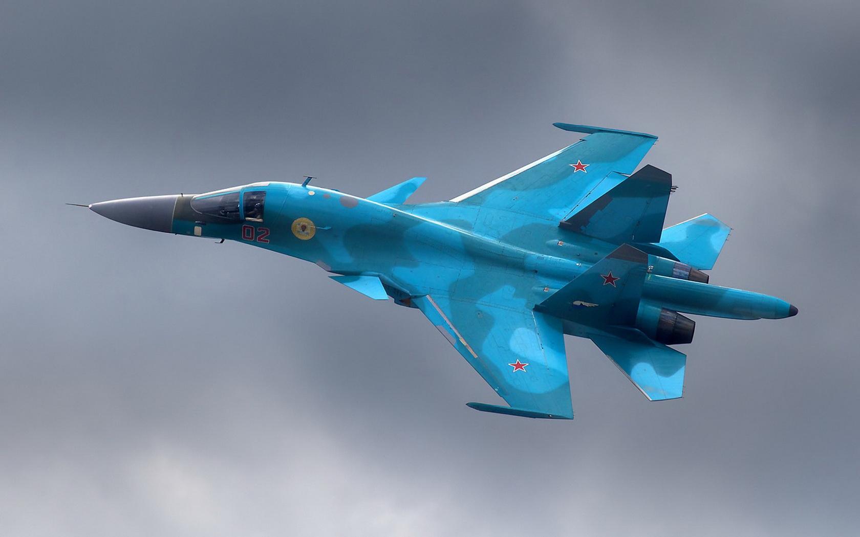 Avión militar - 1680x1050
