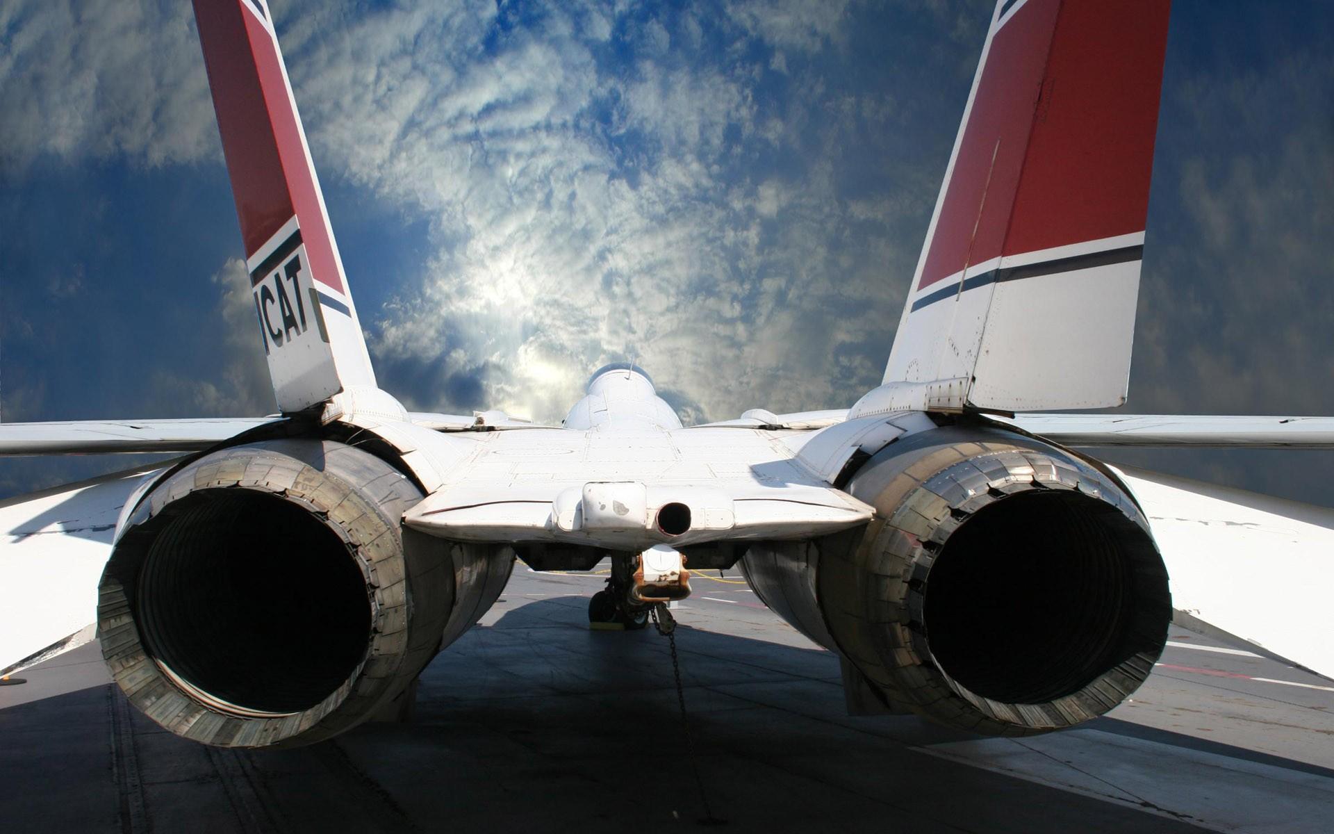Avión Tomcat F 14 - 1920x1200