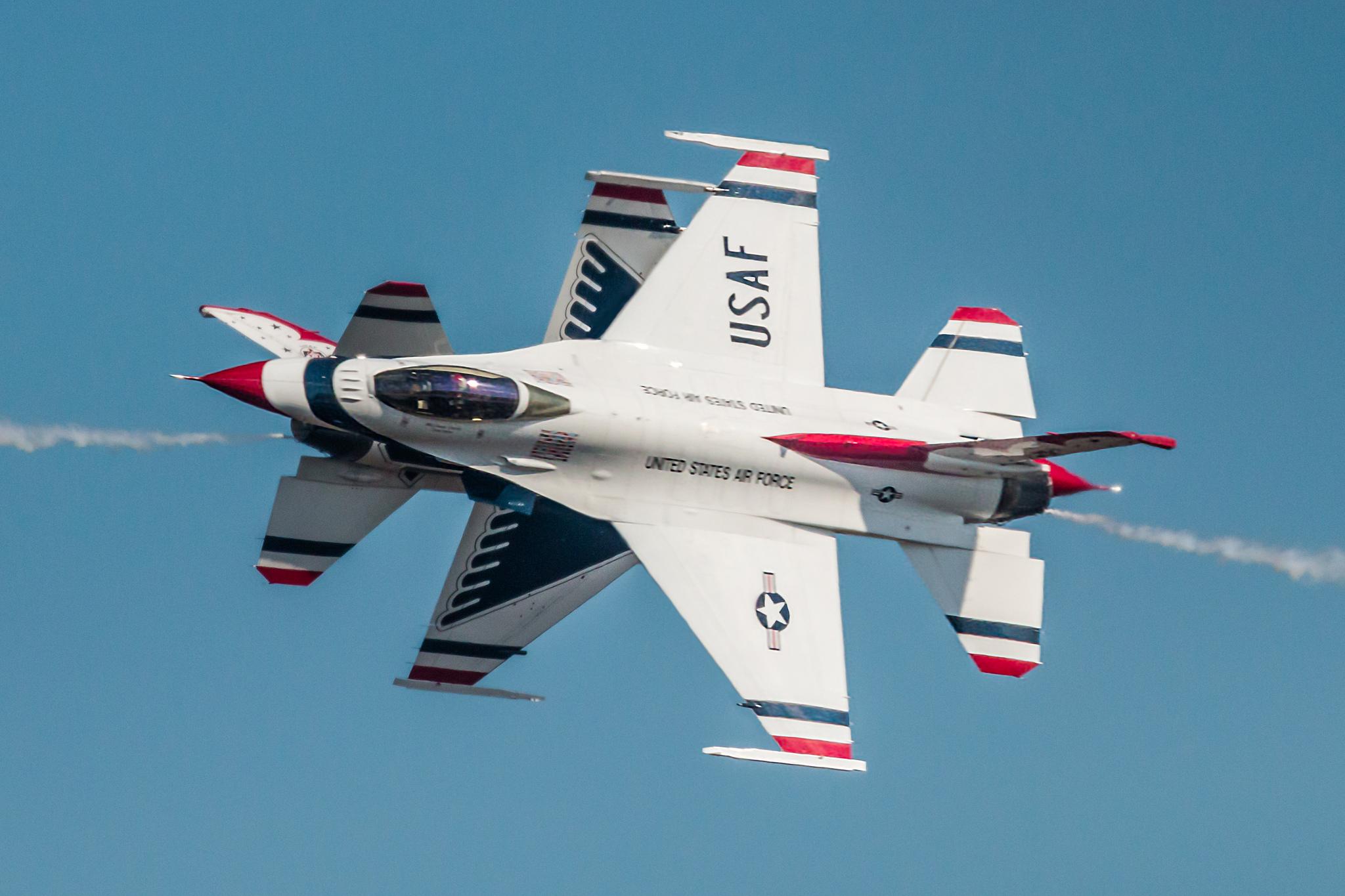 Aviones de exhibición - 2048x1365