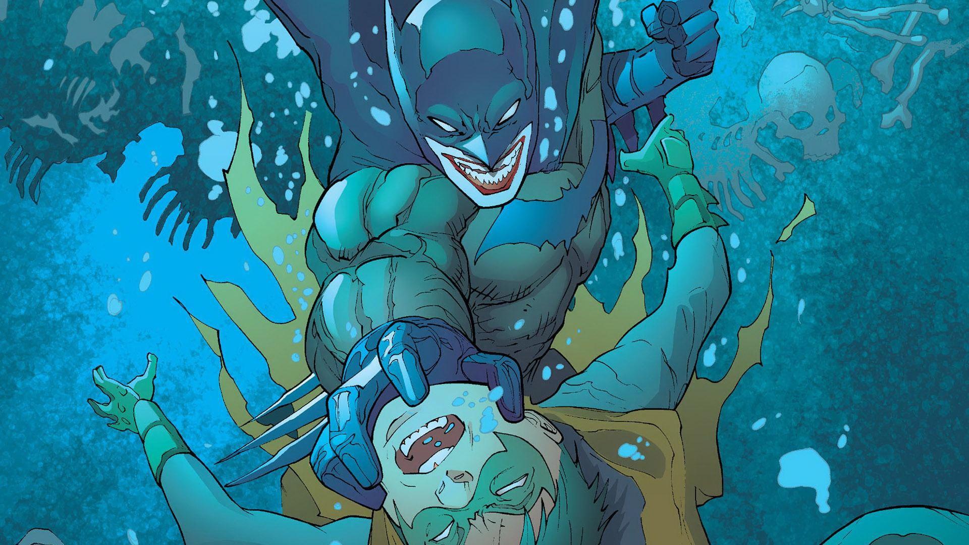 Batman fantastic - 1920x1080