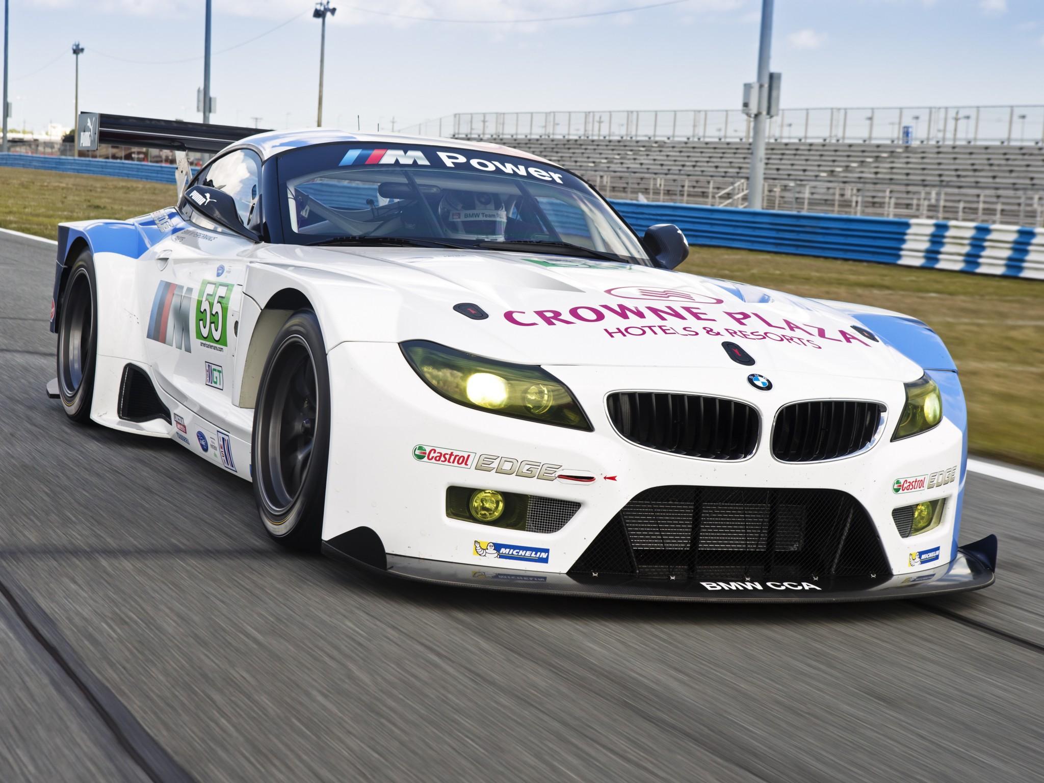 BMW Z-4 GTE E89 - 2048x1536