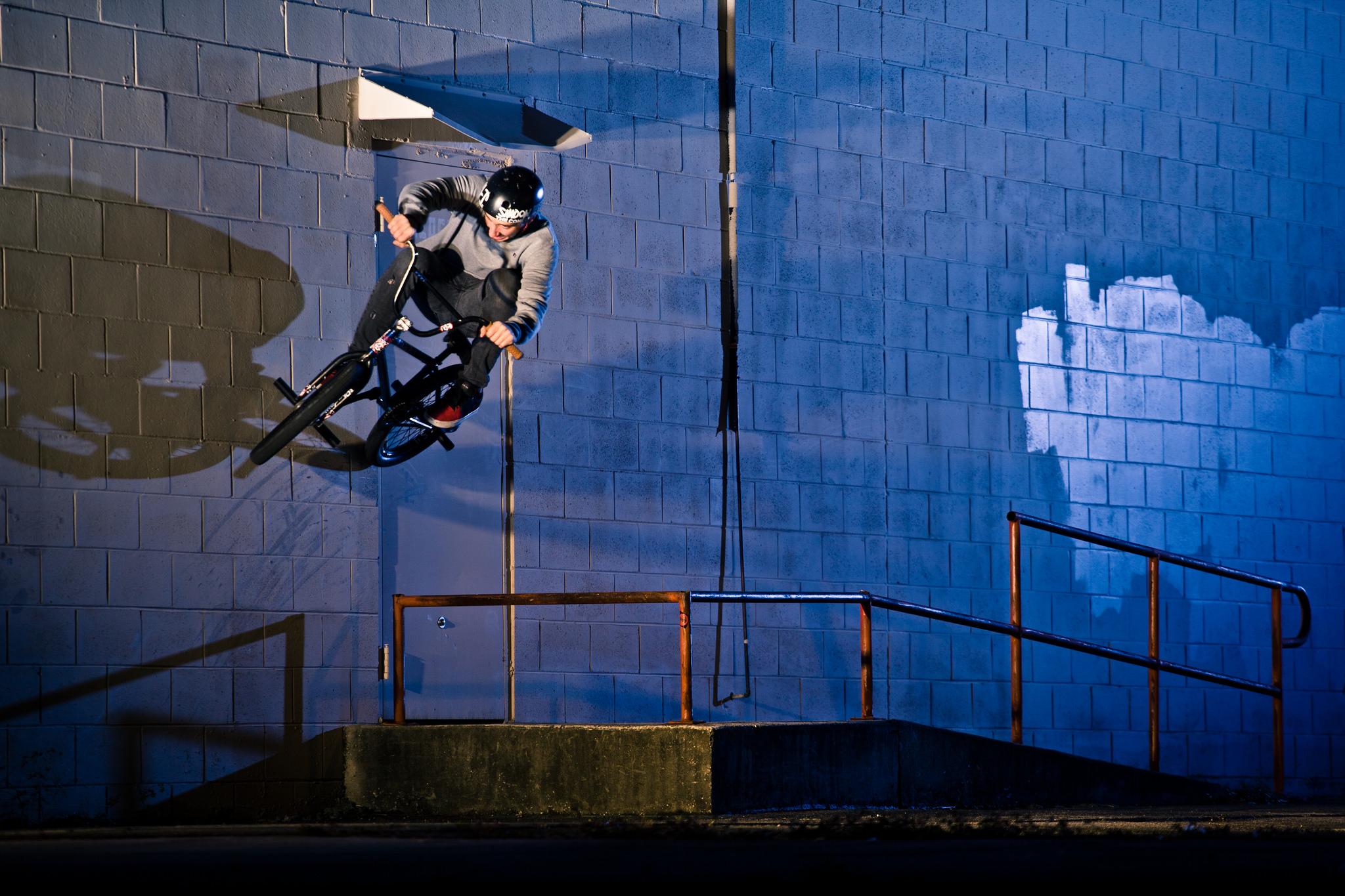 BMX en las calles - 2048x1365