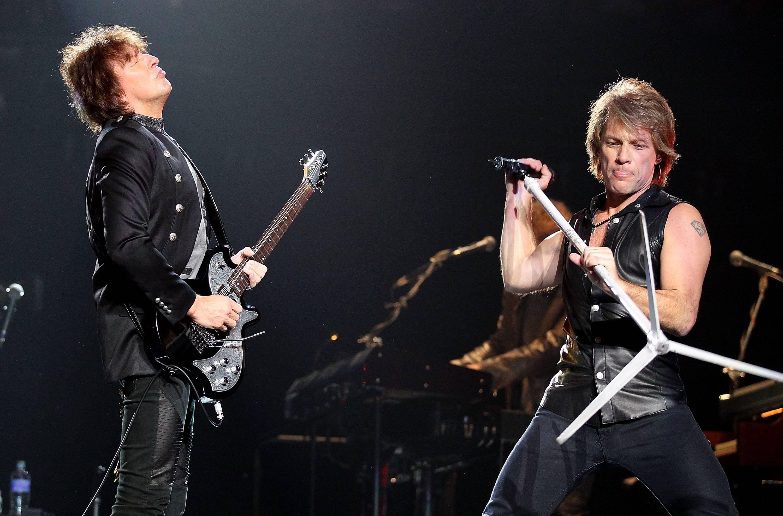 Bon Jovi en concierto - 3000x1975