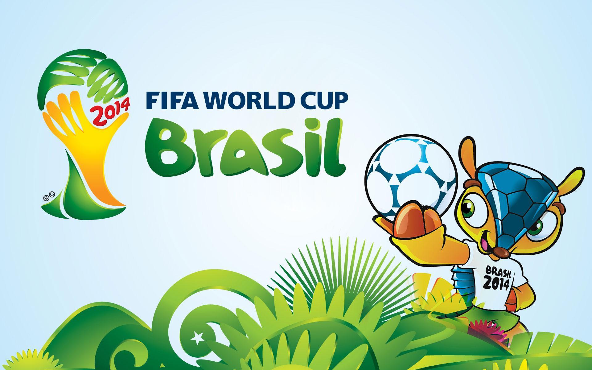 Brasil 2014 mascota - 1920x1200
