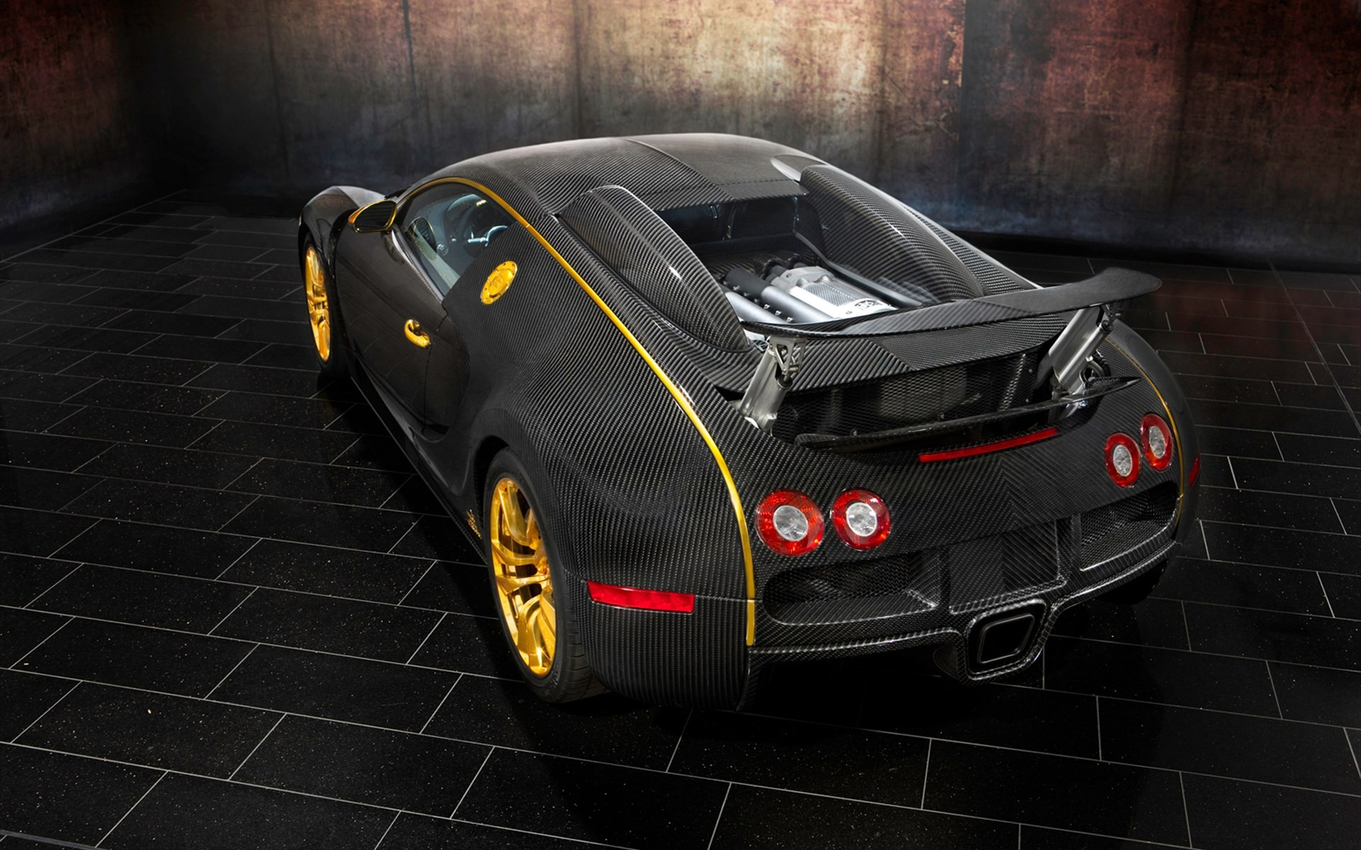 Bugatti Veyron Mansory - 1920x1200
