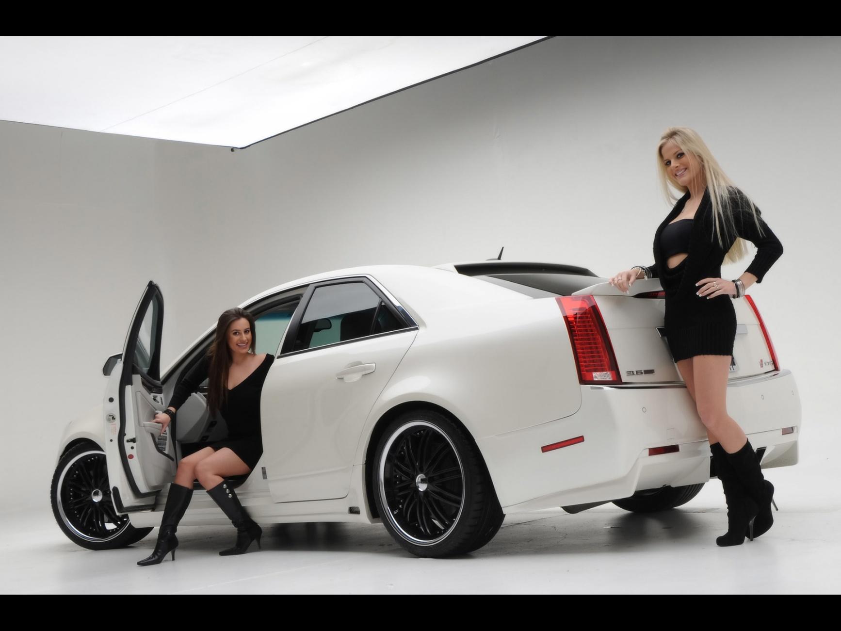 Cadillac CTS - 1734x1301