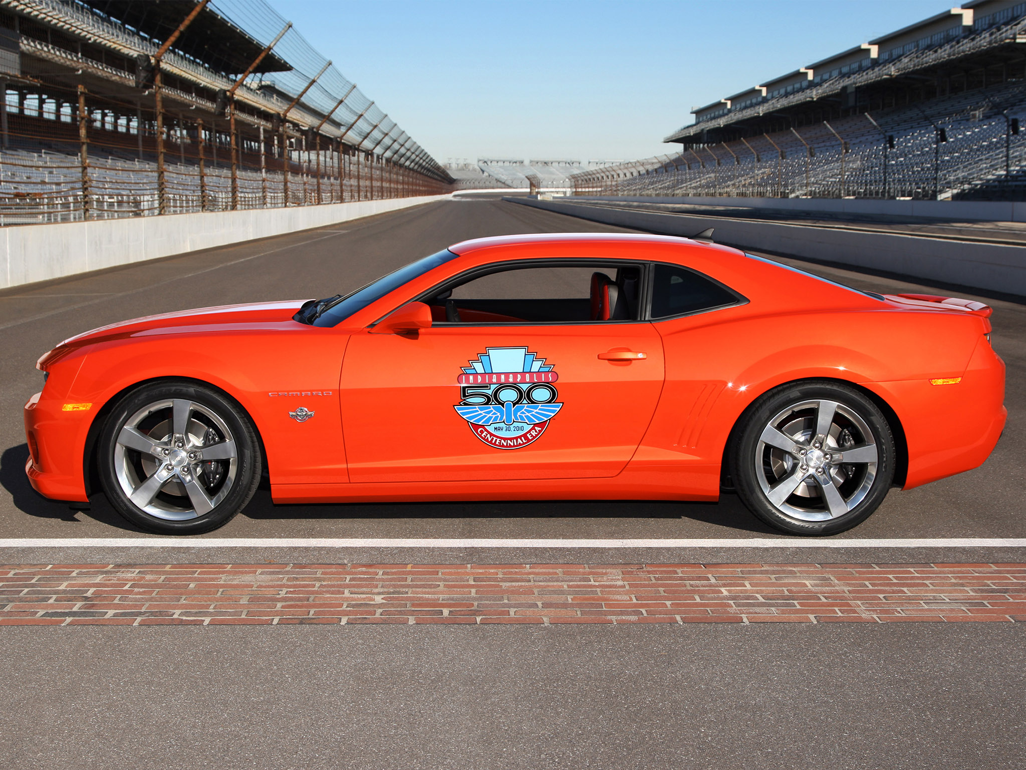Camaro Indianapolis 500 - 2048x1536