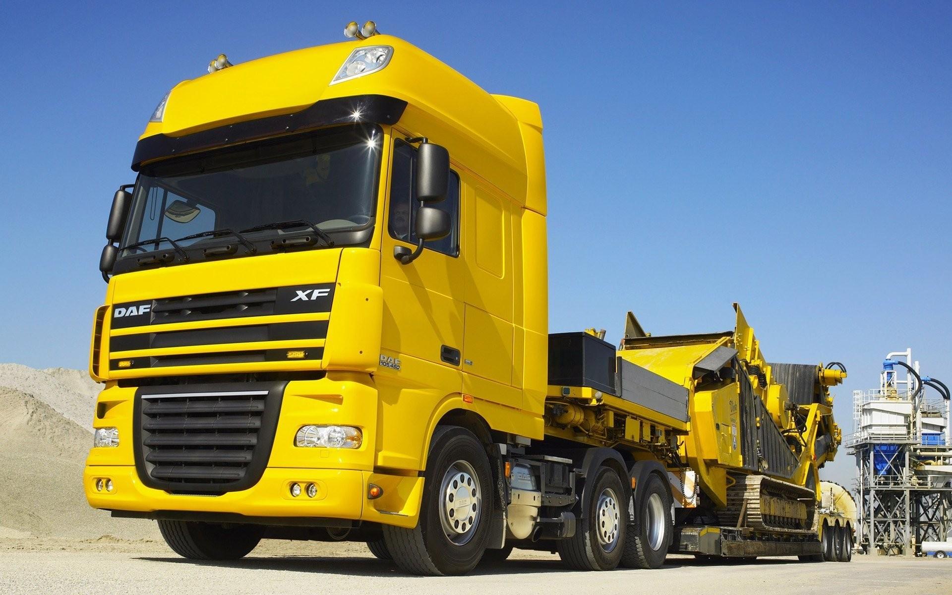 Camion cama baja - 1920x1200