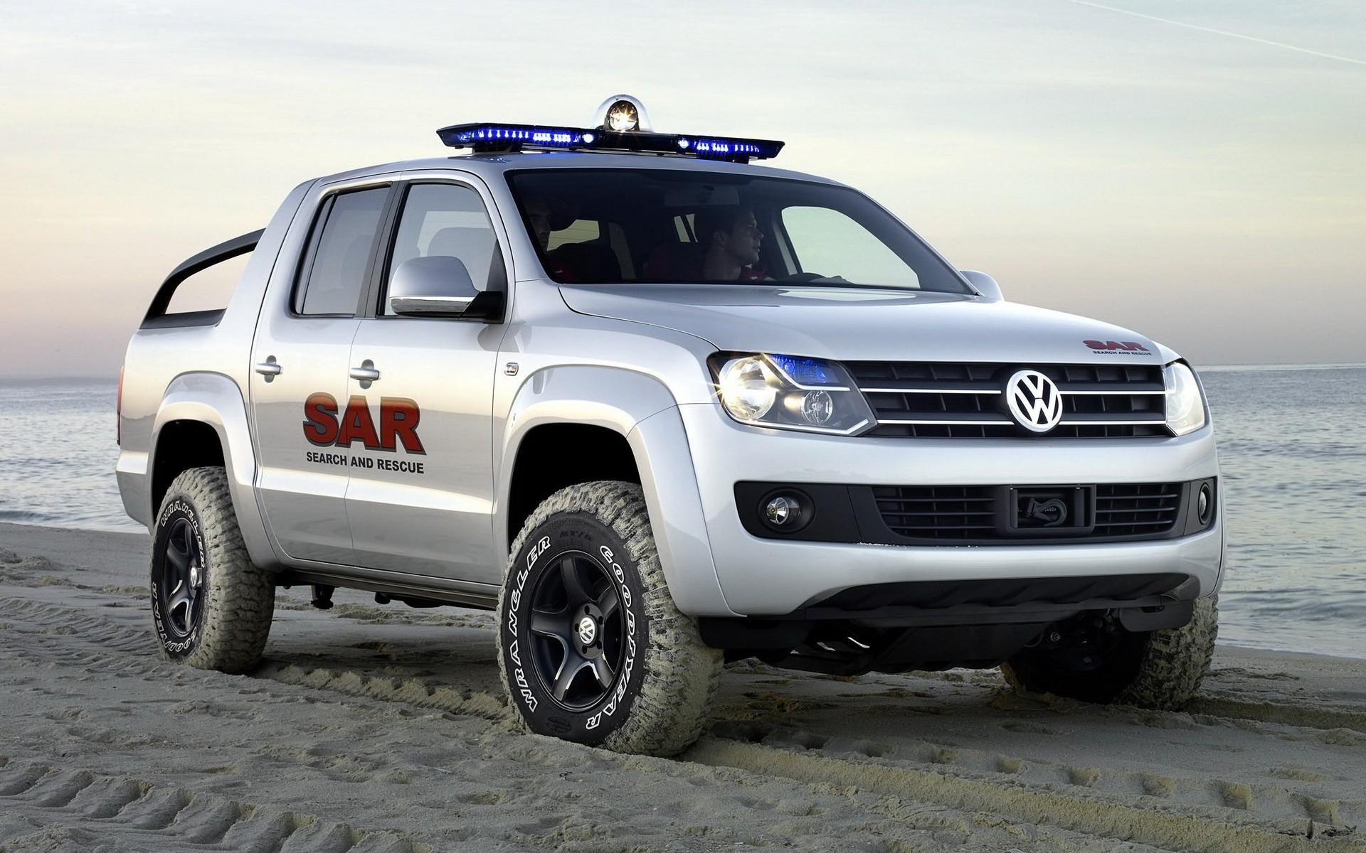 Camioneta de rescate - 1920x1200