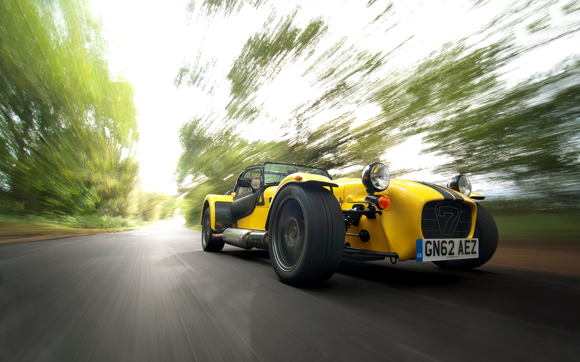 Caterham Supersport R - 1920x1200