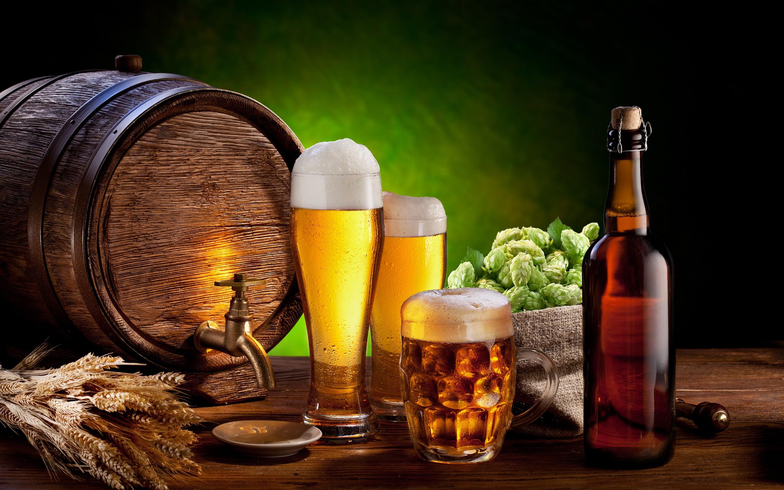 Cerveza casera - 2560x1600
