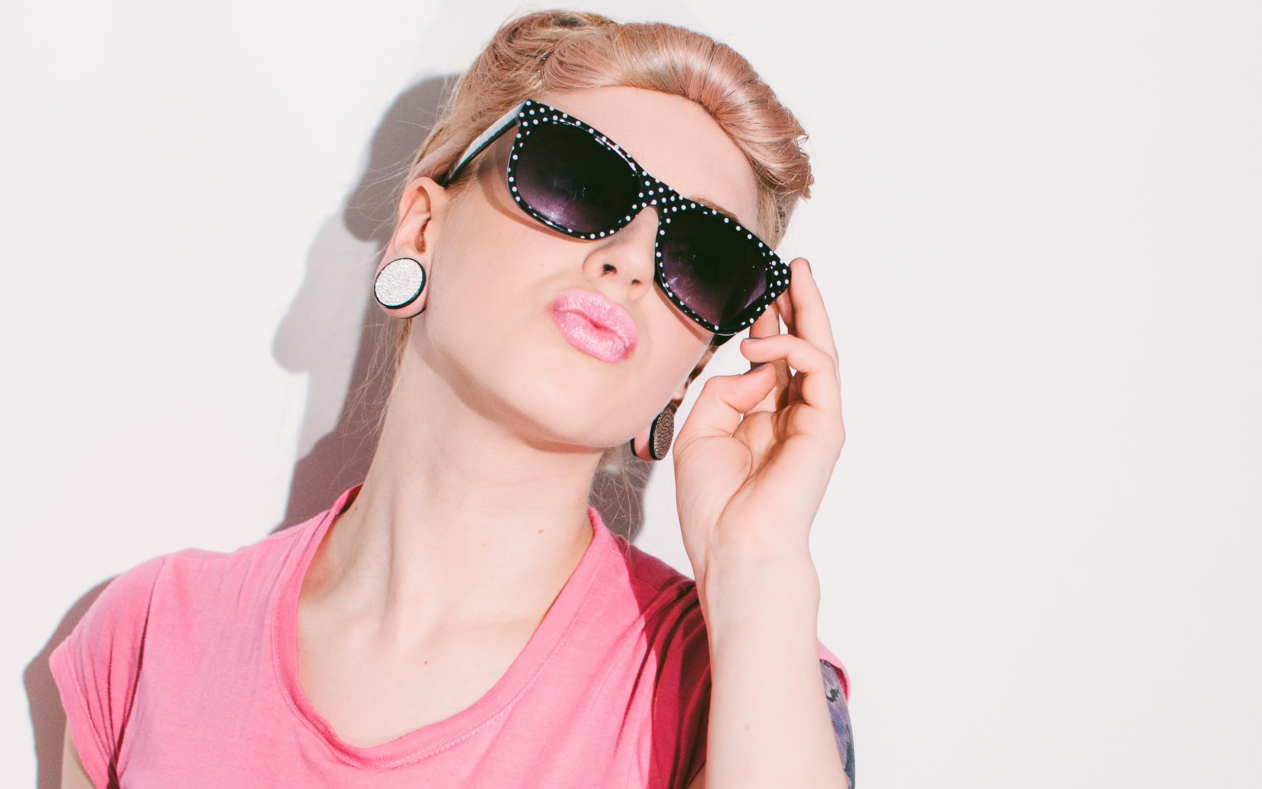 Chica fashion - 2560x1600