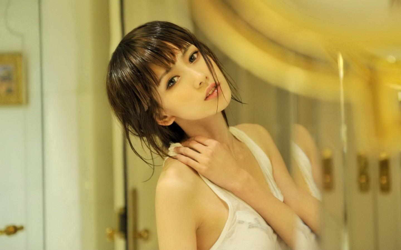 Chicas asiáticas - 1440x900