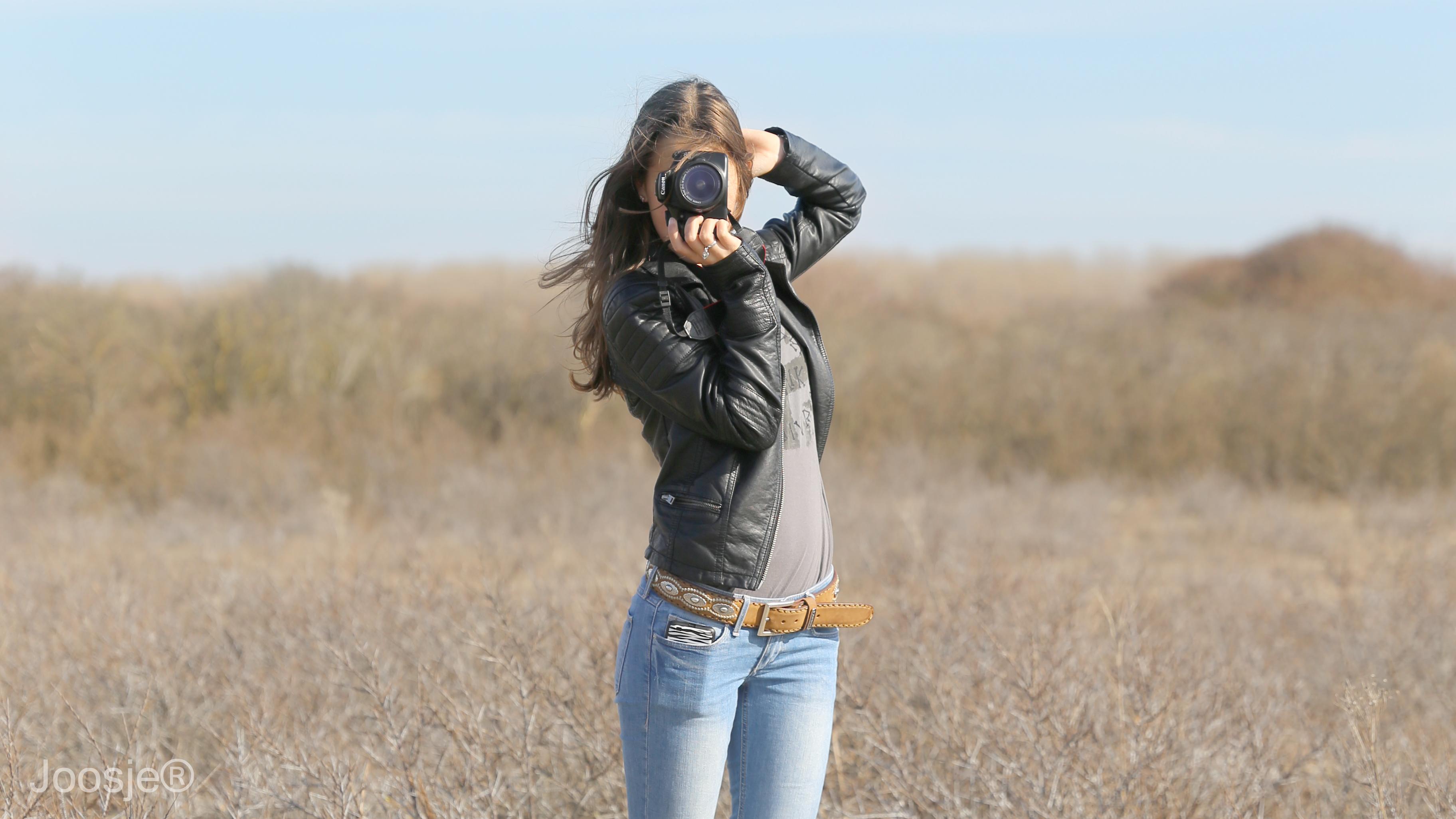 Chicas fotográfas - 3648x2052