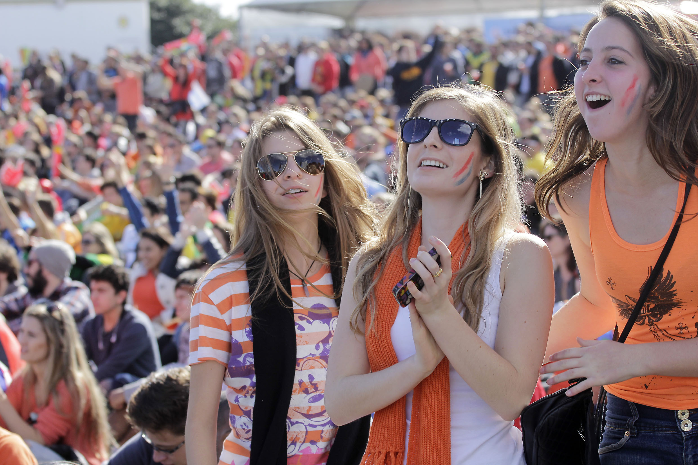 Chicas holandesas - 2480x1654