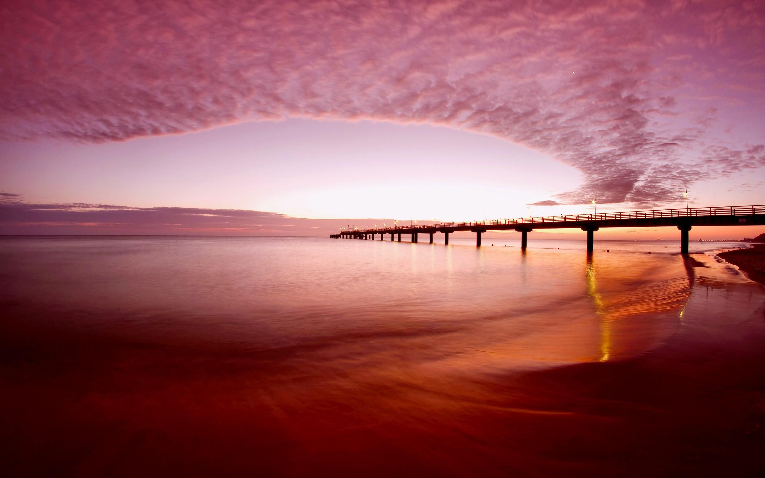 Cielo rosado - 2560x1600