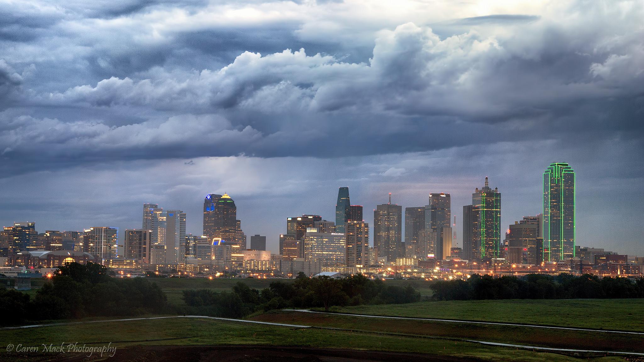 Ciudad de Dallas - 2048x1152