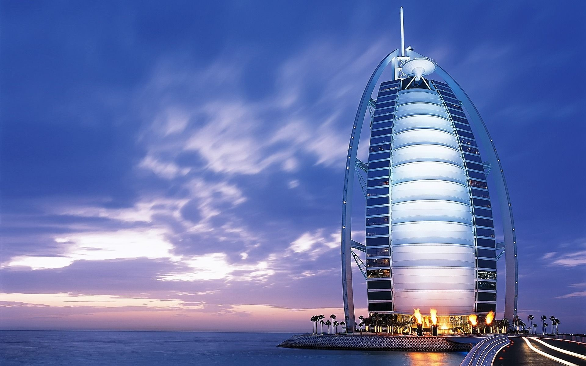 Ciudad de Dubai - 1920x1200