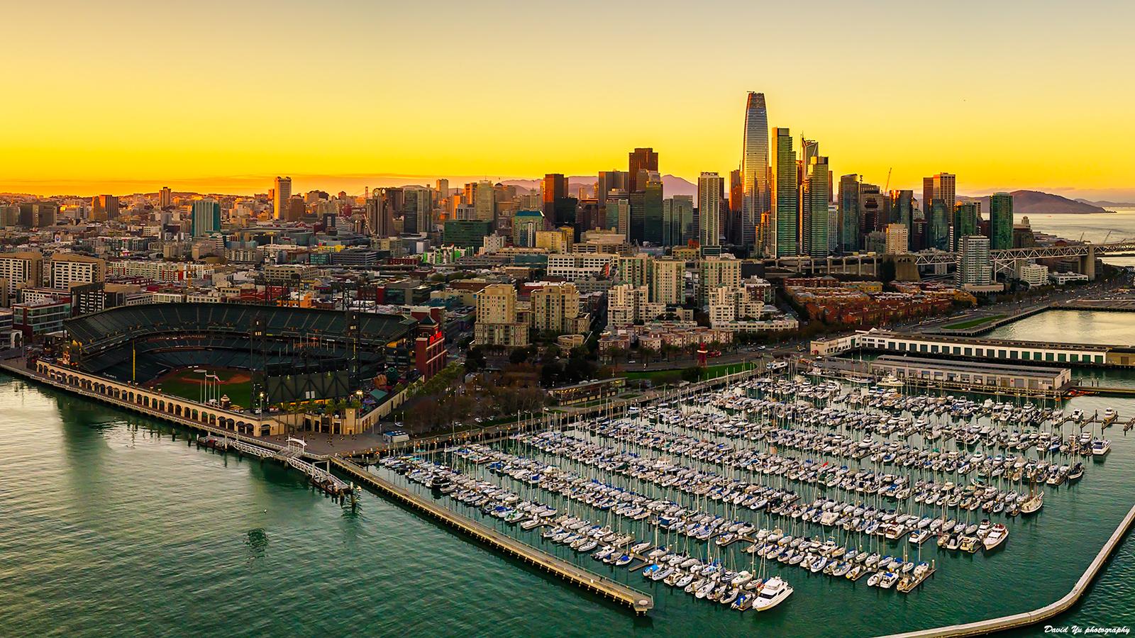 Ciudad de San Francisco - 1600x900