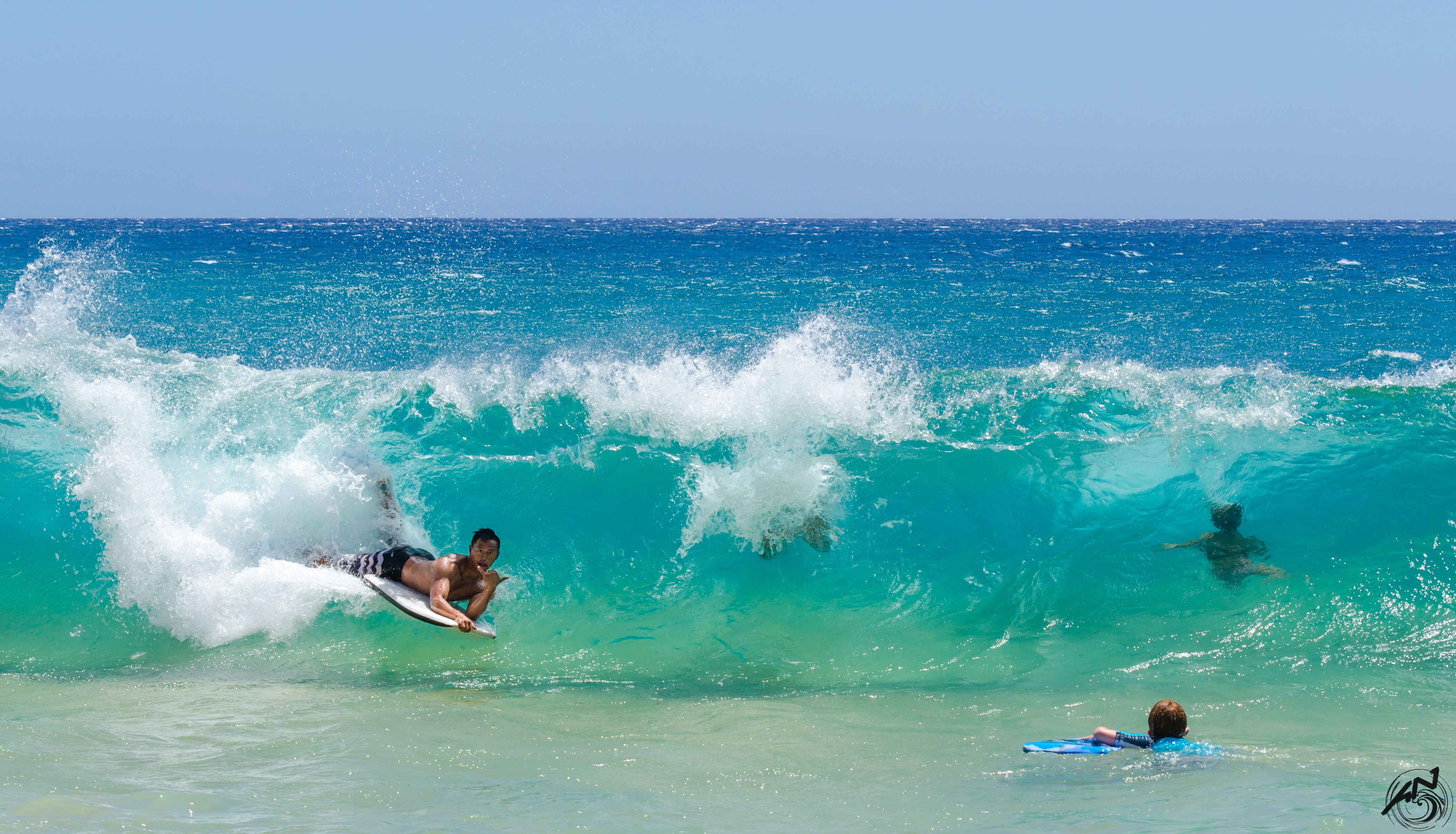 Clases de Surf - 4598x2634