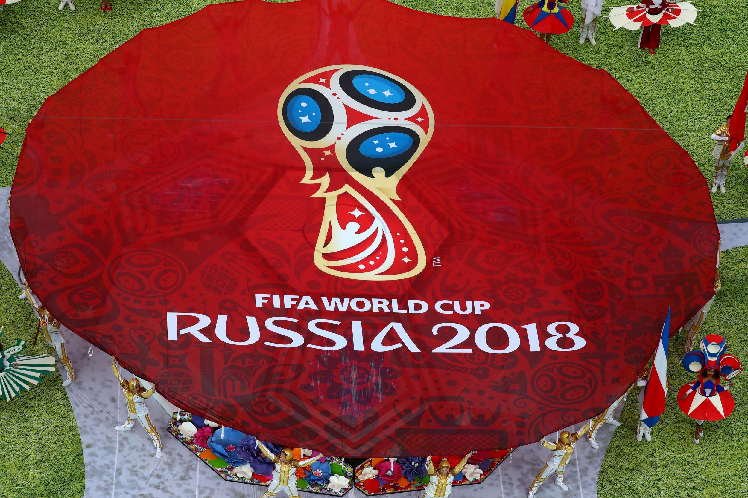 Copa Mundial Fifa en Rusia 2018 - 2500x1667
