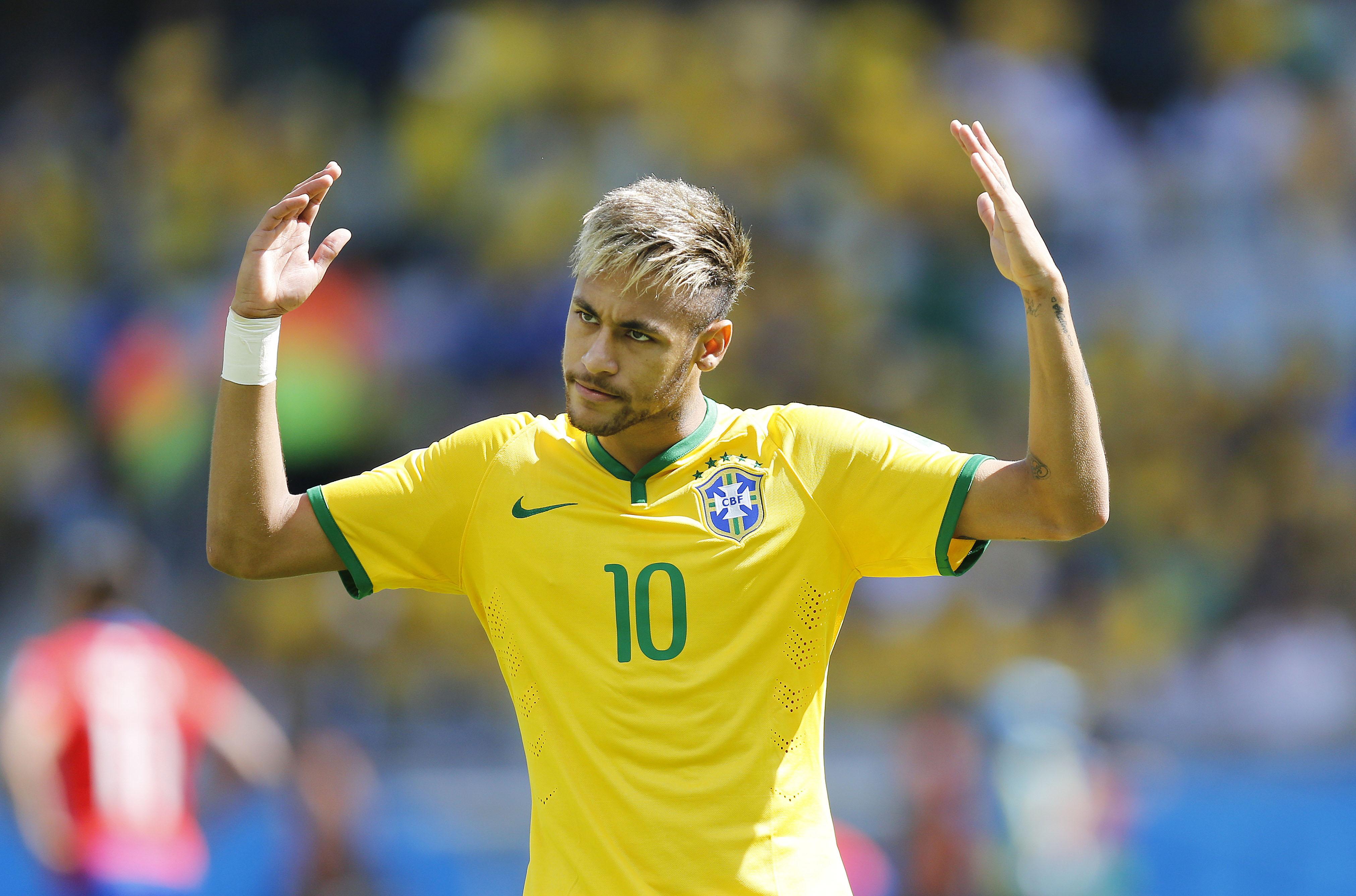 Corte de pelo de Neymar - 4045x2672