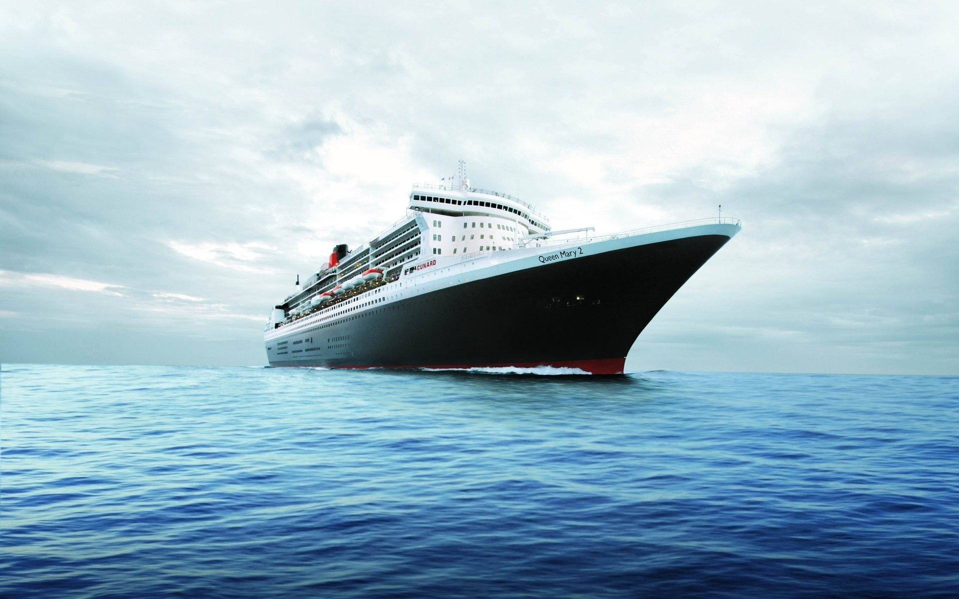 Crucero Queen Mary 2 - 1920x1200