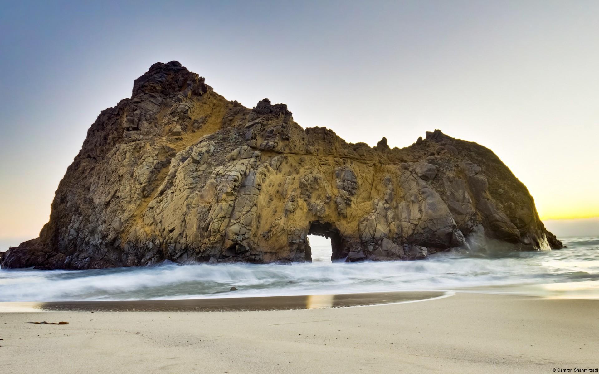 Cuevas playa - 1920x1200