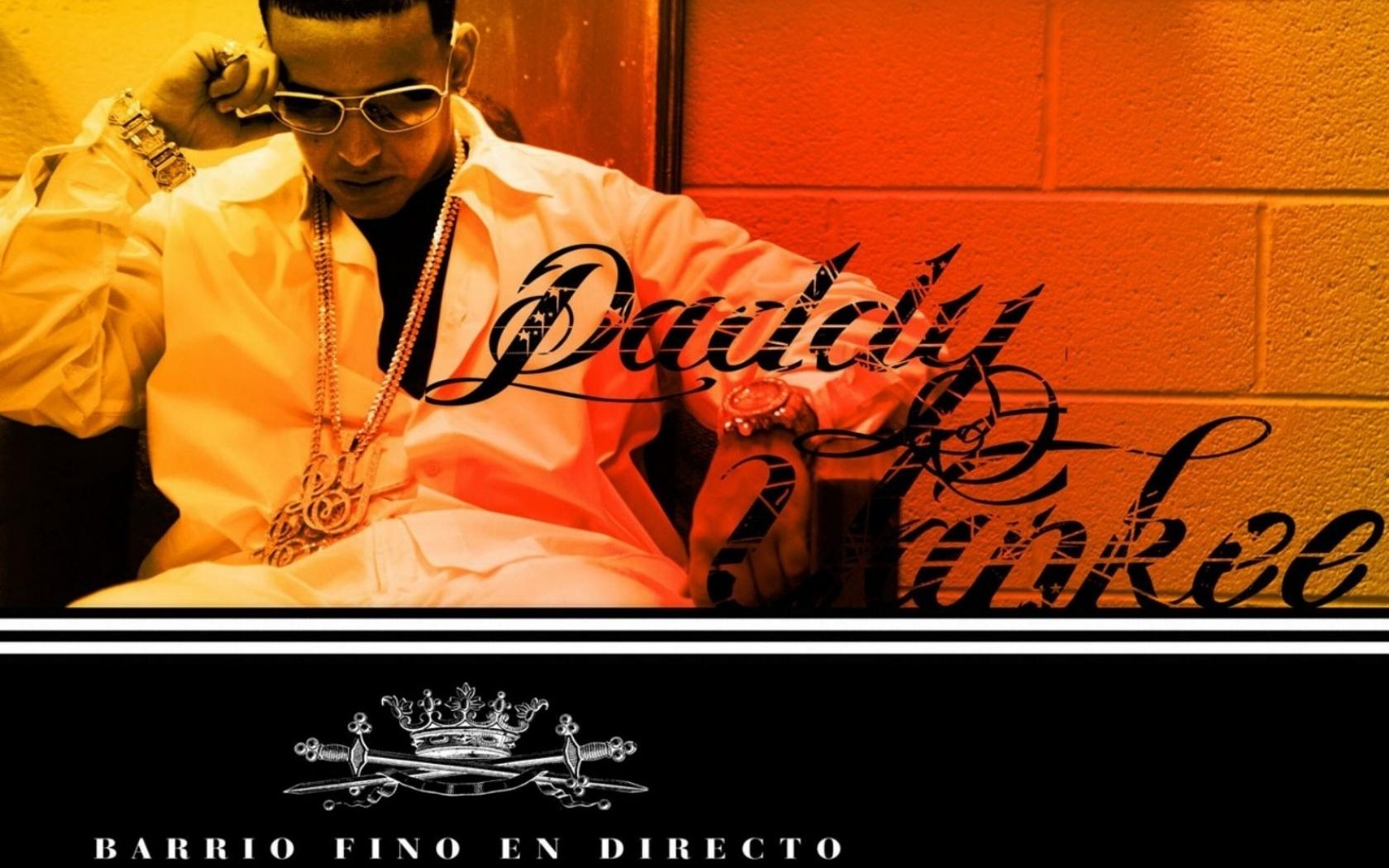 Daddy Yankee - 1680x1050