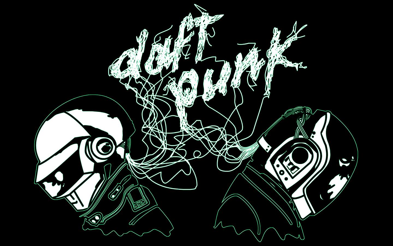 Daft Punk 2014 - 1440x900