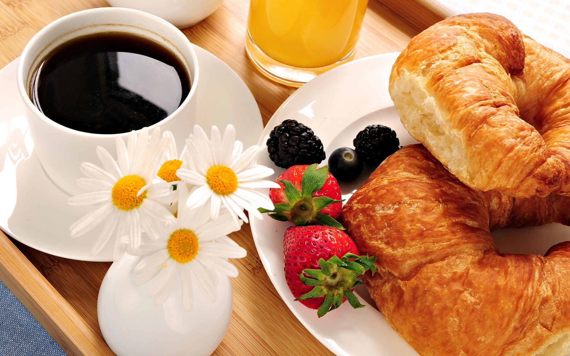 Decoracion para desayunos - 1920x1200