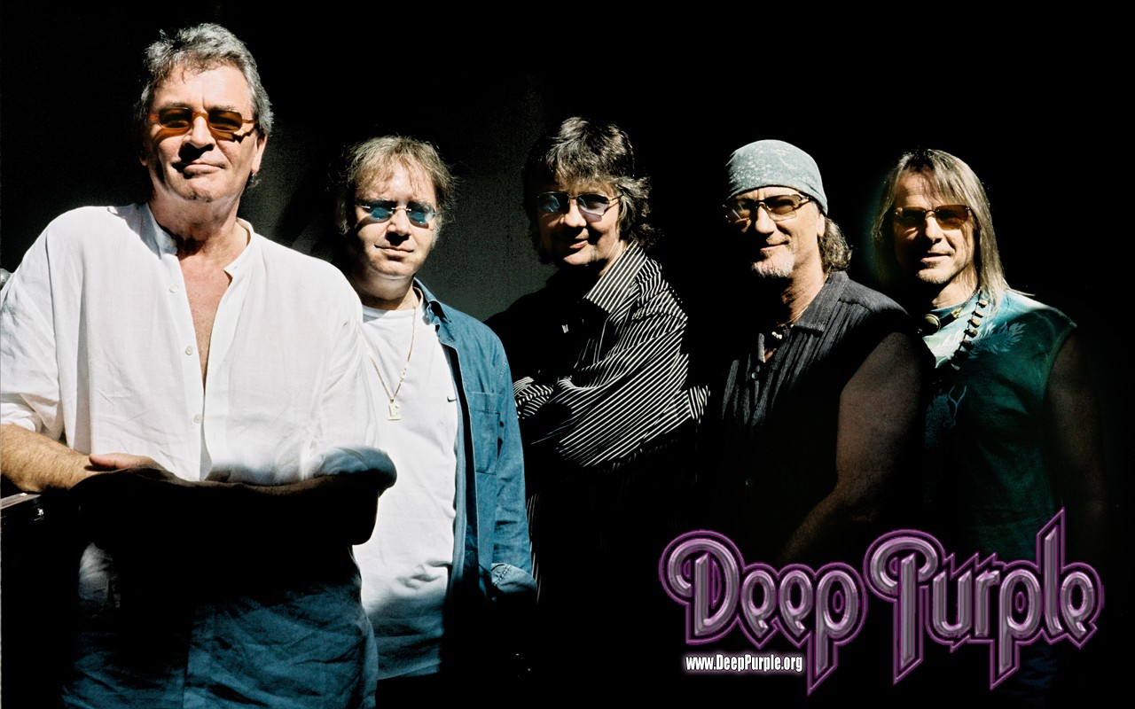 Deep Purple - 1280x800