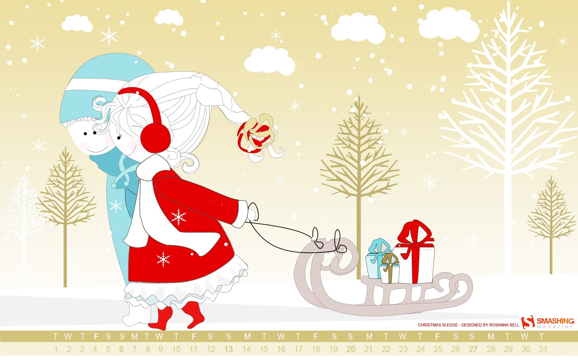 Dibujos navidad para niños - 1920x1200