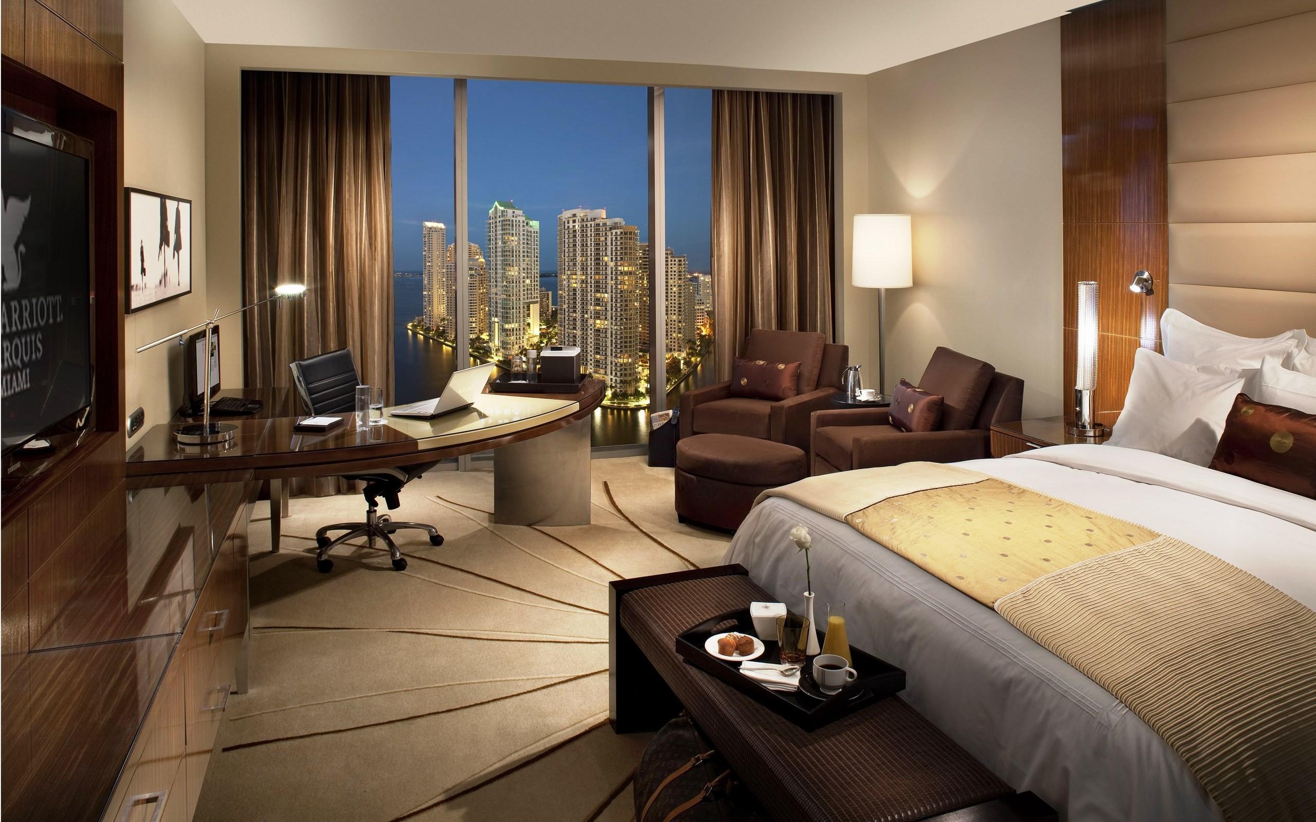Diseño de habitación ejecutiva - 2560x1600