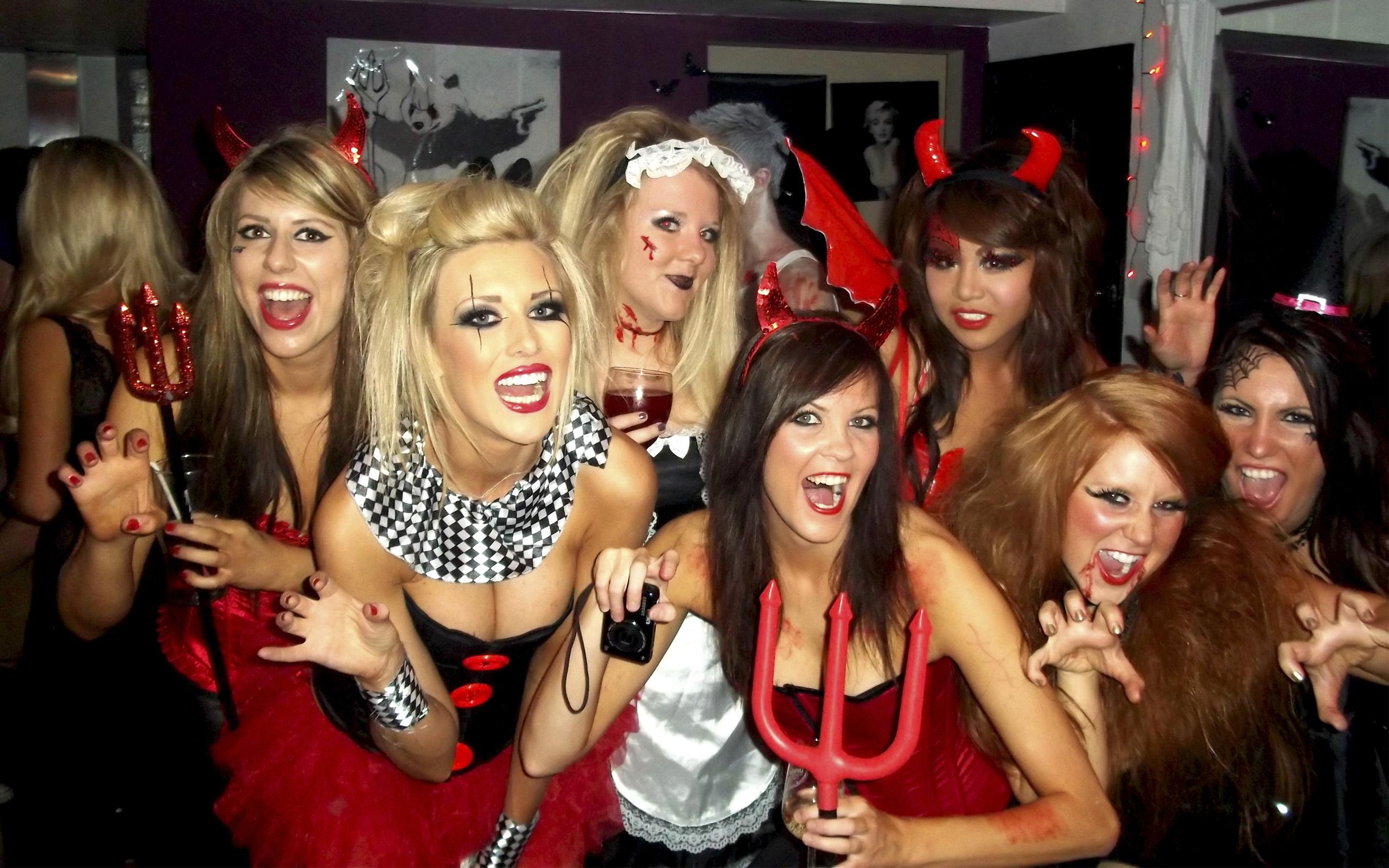 Disfraces para halloween - 2560x1600