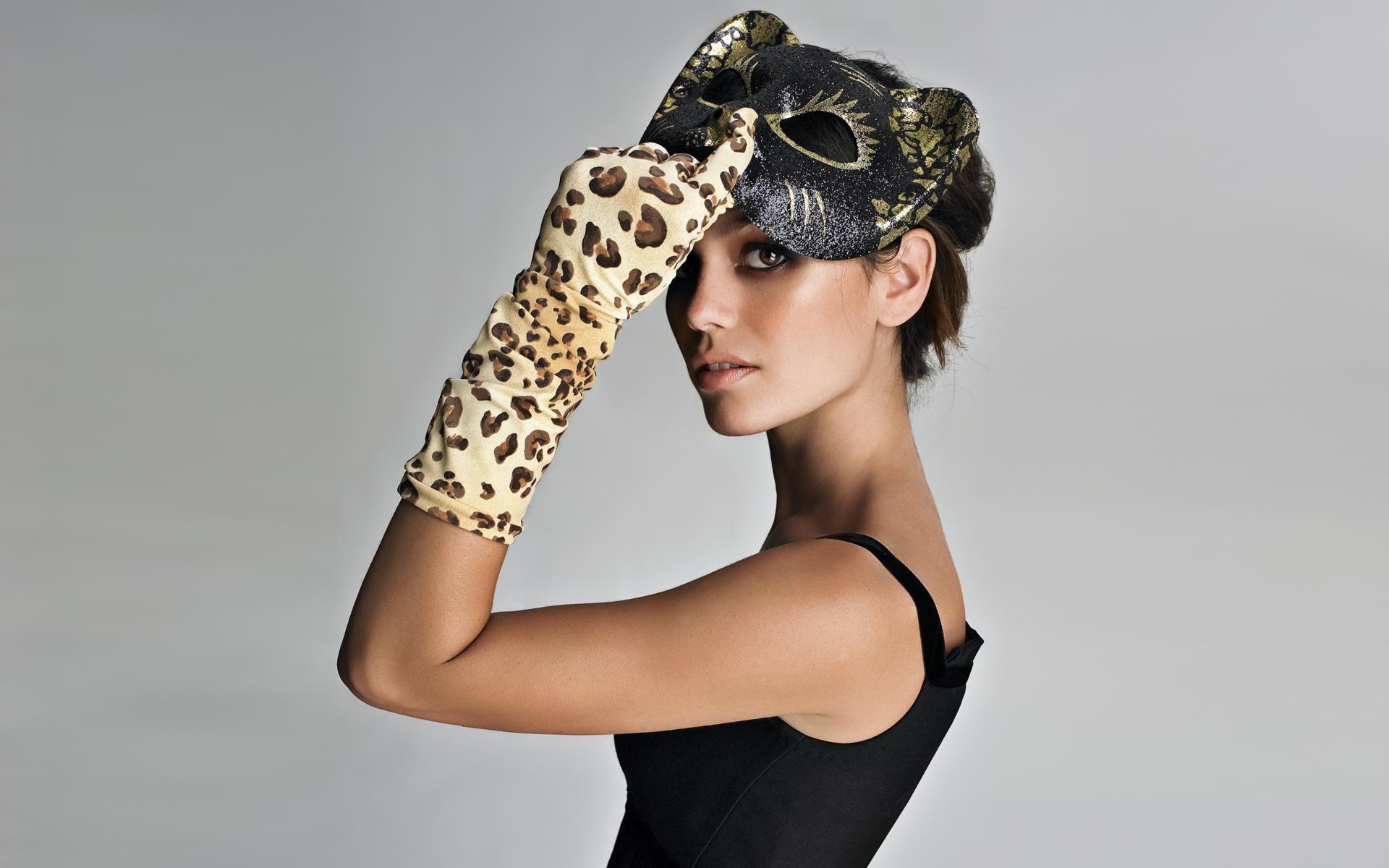 Disfraz de felino - 1920x1200